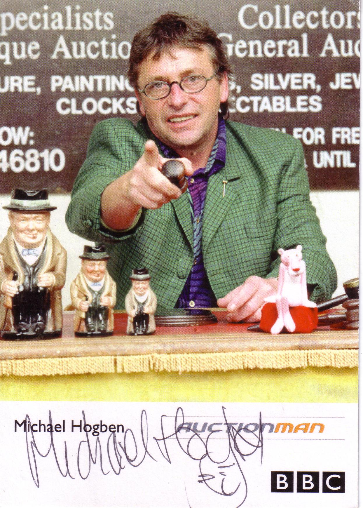 Michael Hogben net worth