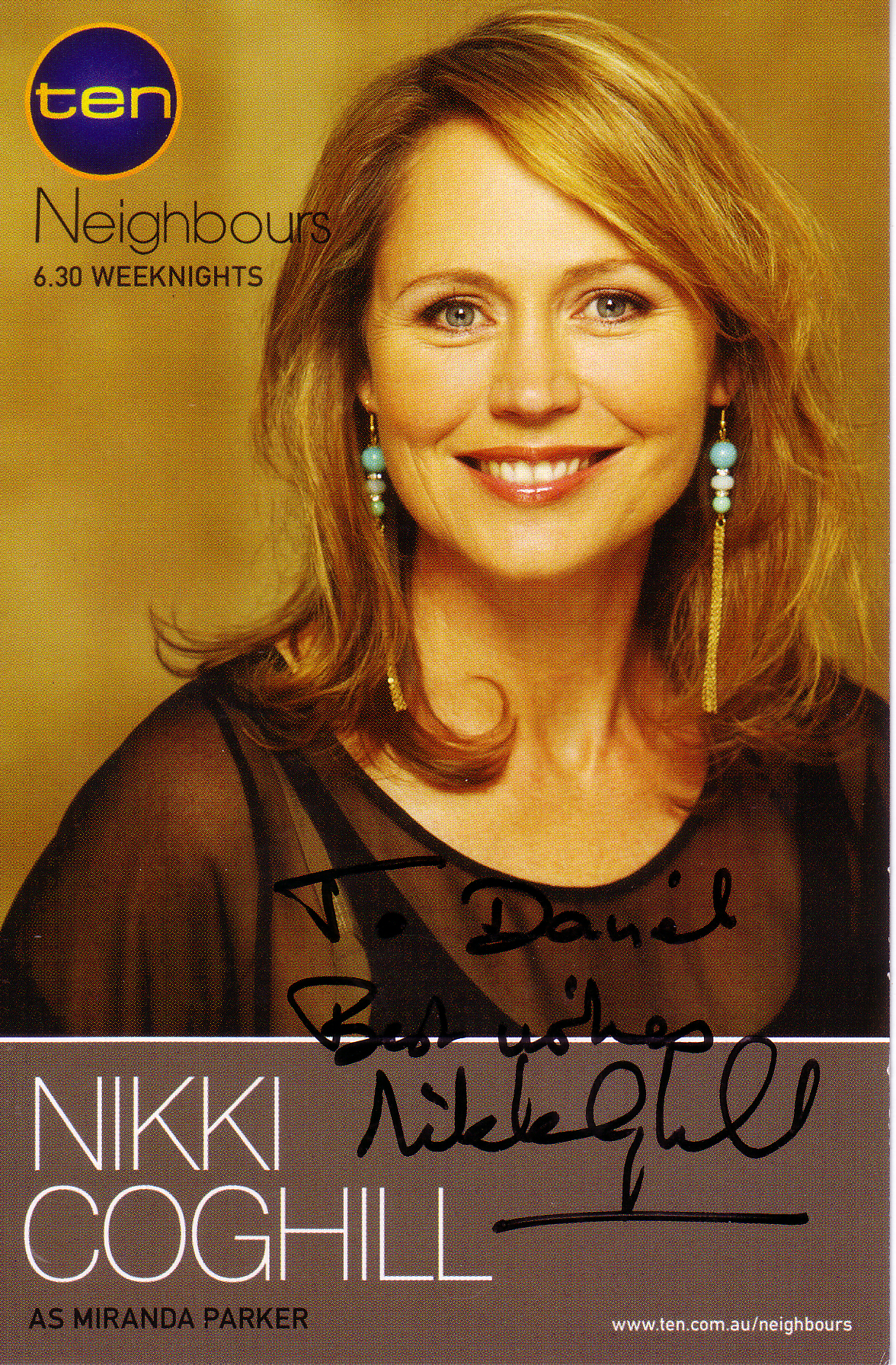 Discussion on this topic: Linda Cook (actress), nikki-coghill/